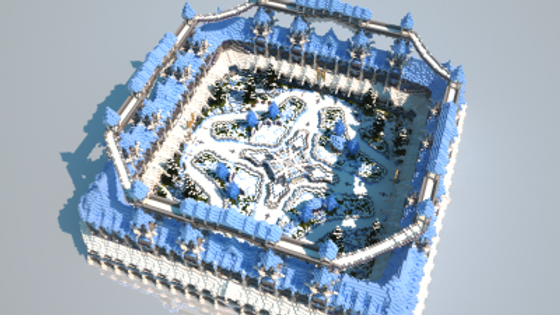 Frozen - Factions Spawn