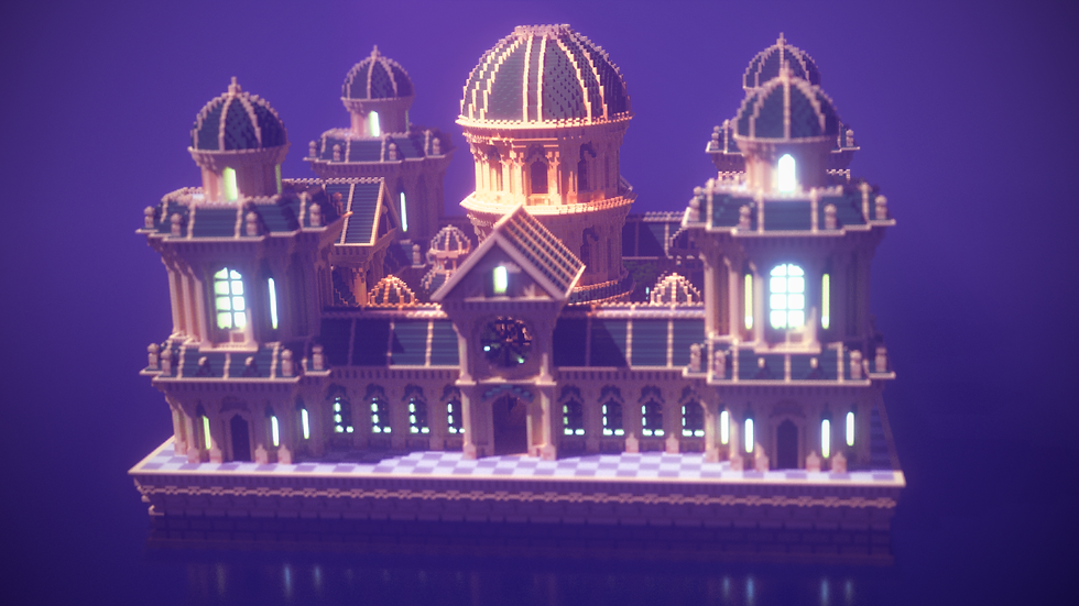 Sandstone Palace - Factions Spawn