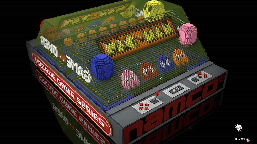 Pacman 1v1 Arena