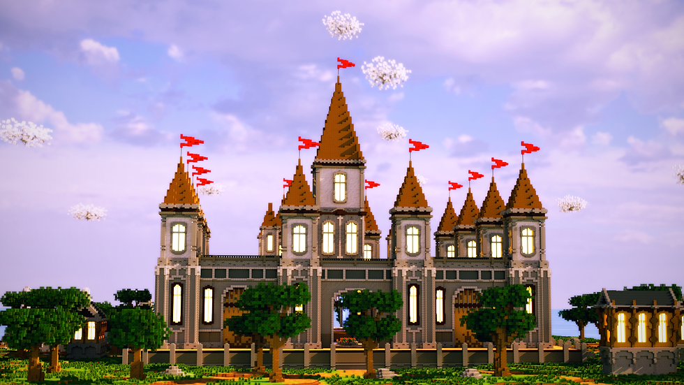 Castle - Factions Spawn & Warzone