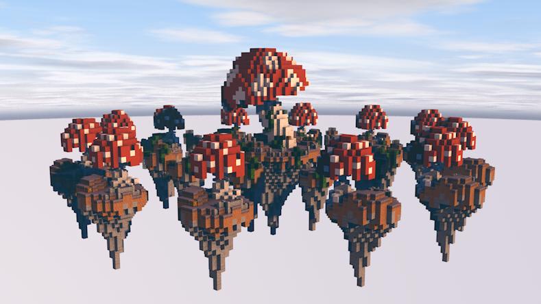 Fungi - SkyWars / Bedwars