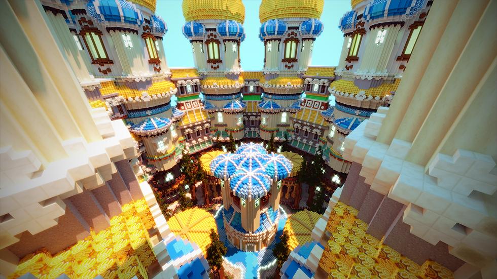 Opulent Kingdom Hub