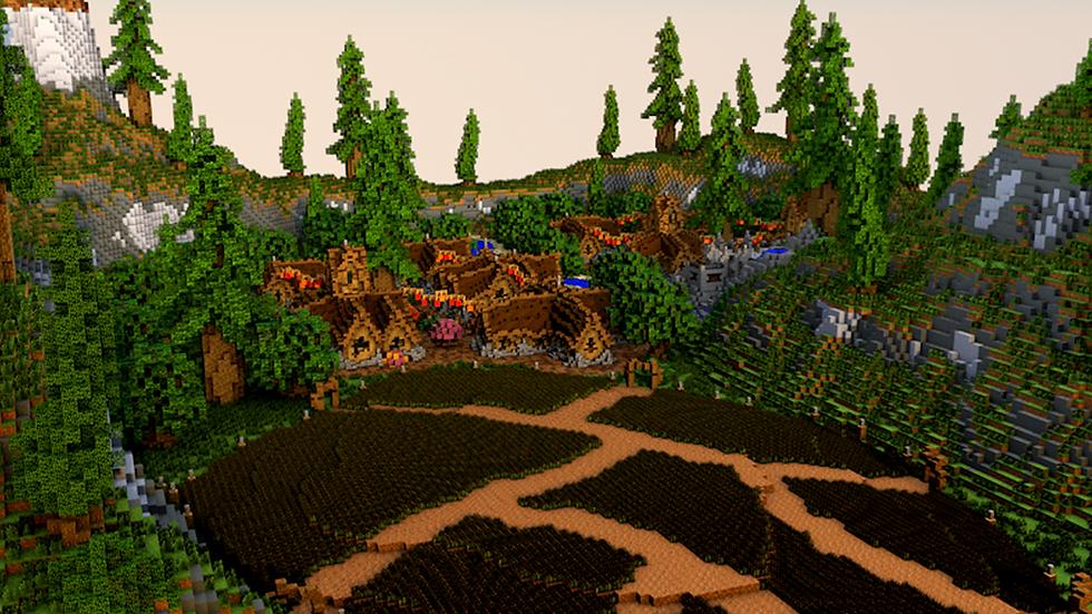 Village - Survival Spawn