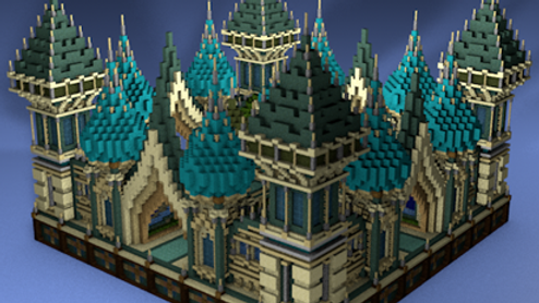 Aqua - Factions Spawn