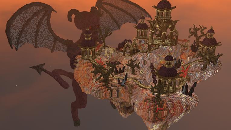 Hell Skyblock Spawn