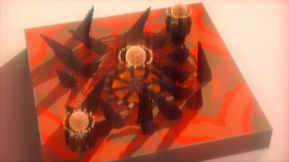 Hellbound KOTH