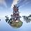 Thumbnail: Fantasy - SkyWars / Bedwars Map