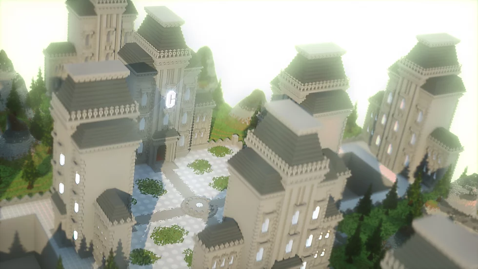 Castle Prison Spawn