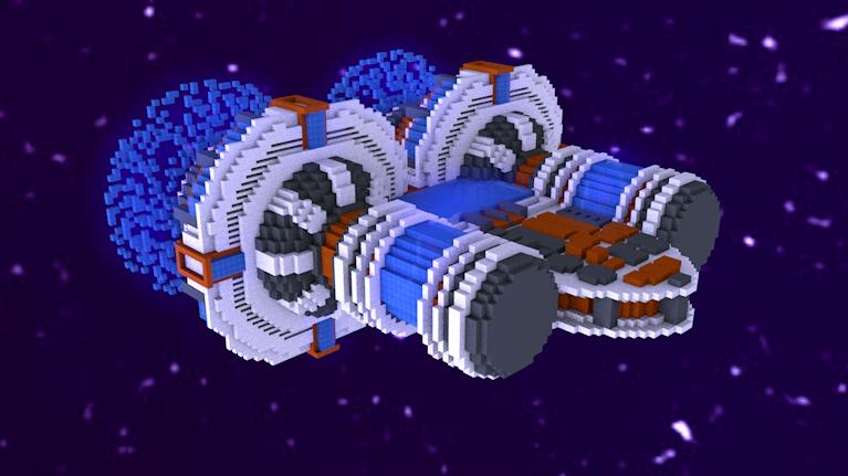 Spaceship - Factions Spawn