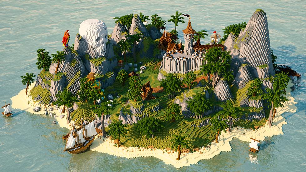 Pirate Isle Hub