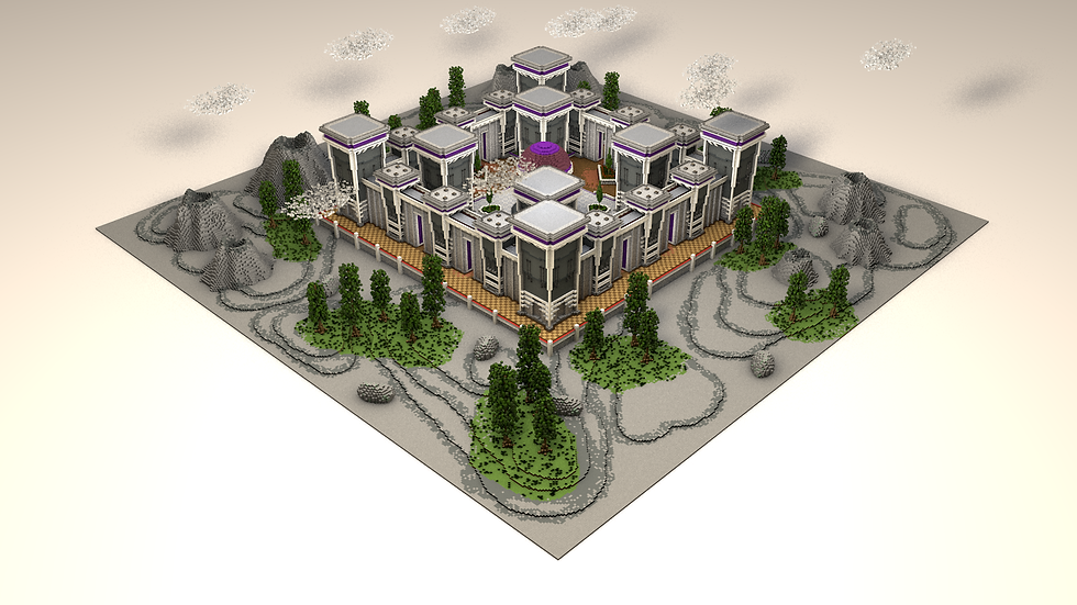 Sci-Fi Factions Spawn & Warzone 2