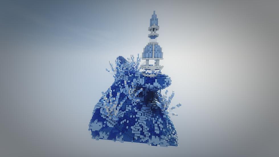 Frozen Creative Spawn