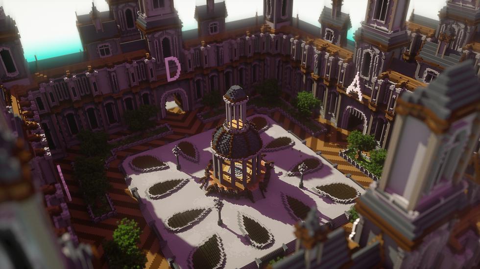 Gothic Prison Spawn