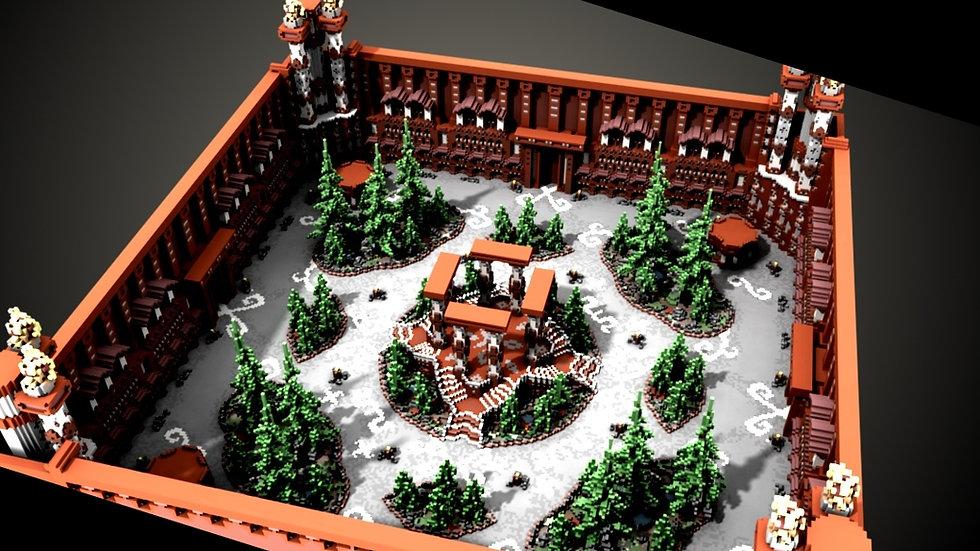 Roman Brick Hub