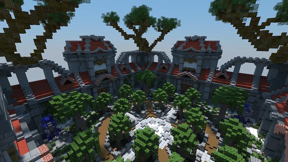 Overgrown Hub