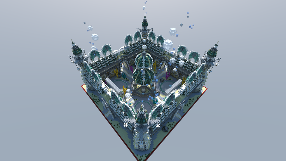 Atlantis Factions Spawn