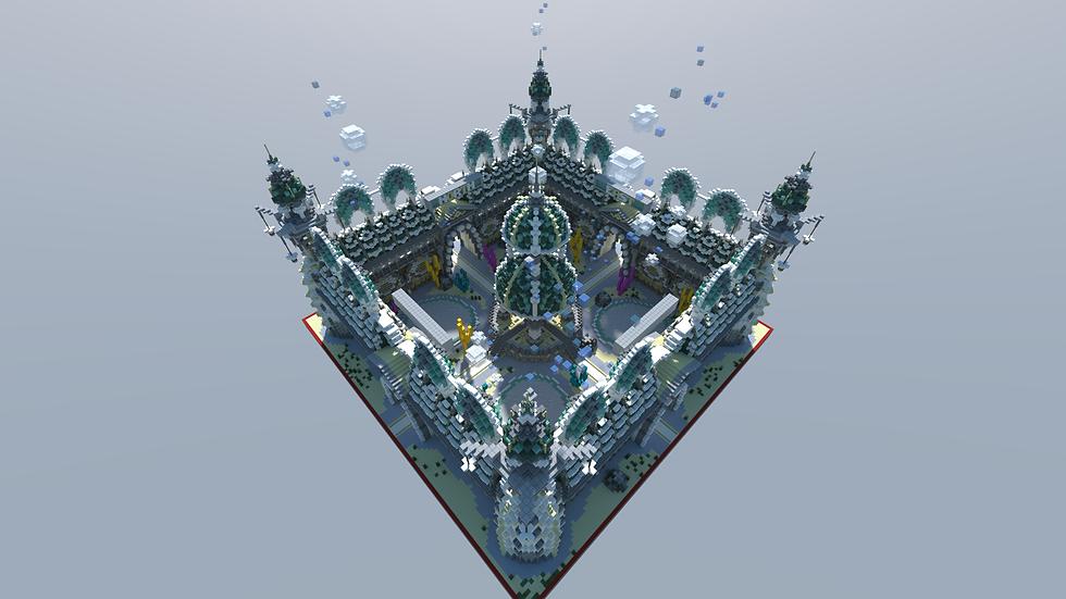 Atlantis Factions Spawn