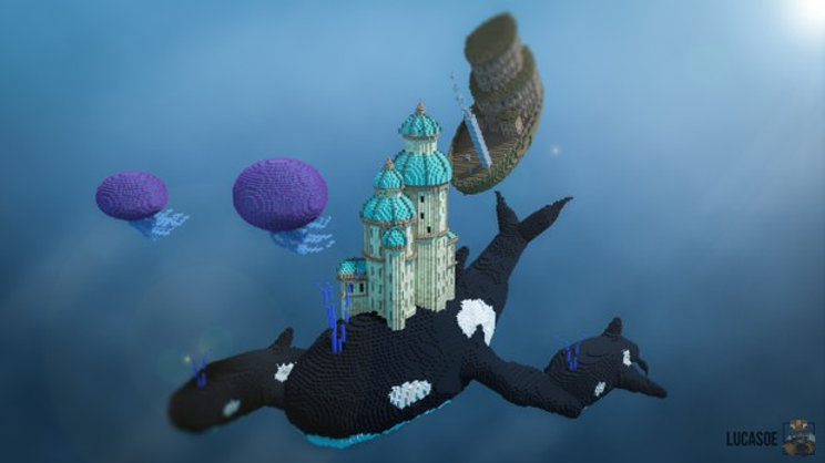 Underwater Lobby
