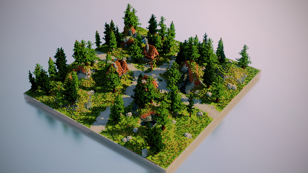 Forest - HCF / UHC Spawn