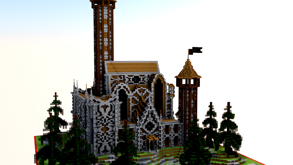 Castle - Survival Spawn