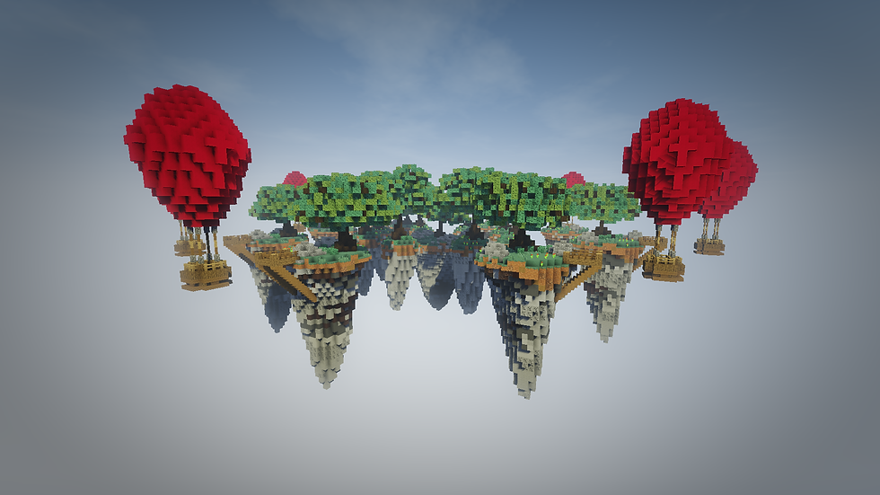 Balloons - SkyWars Map