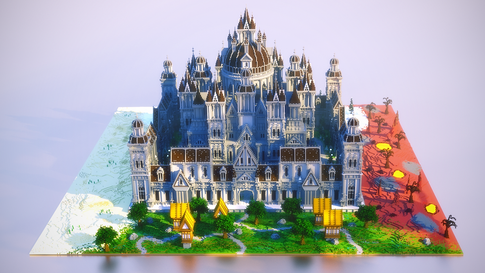Cathedral - Factions Spawn & Warzone