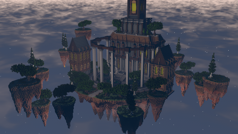 Mansion Skyblock Spawn