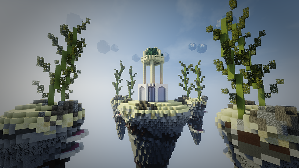Underwater - SkyWars Map