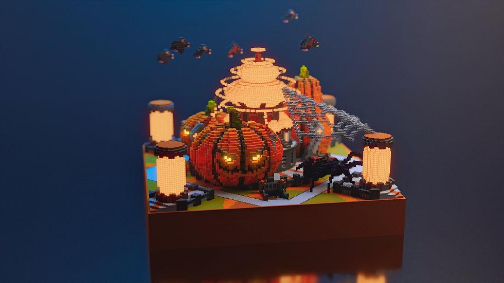 Halloween Machine KOTH