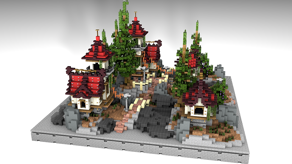 Bliss Village Factions Spawn