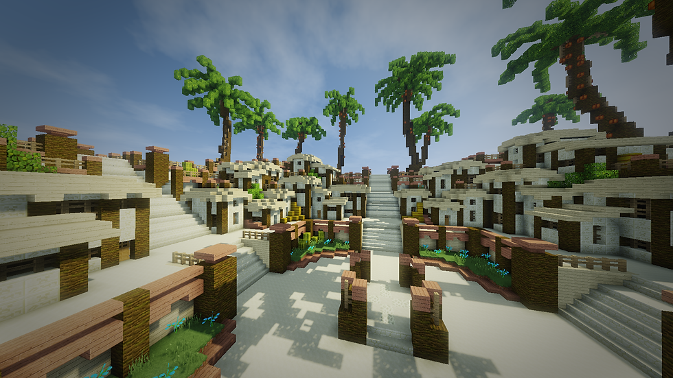 Arabian Village KOTH