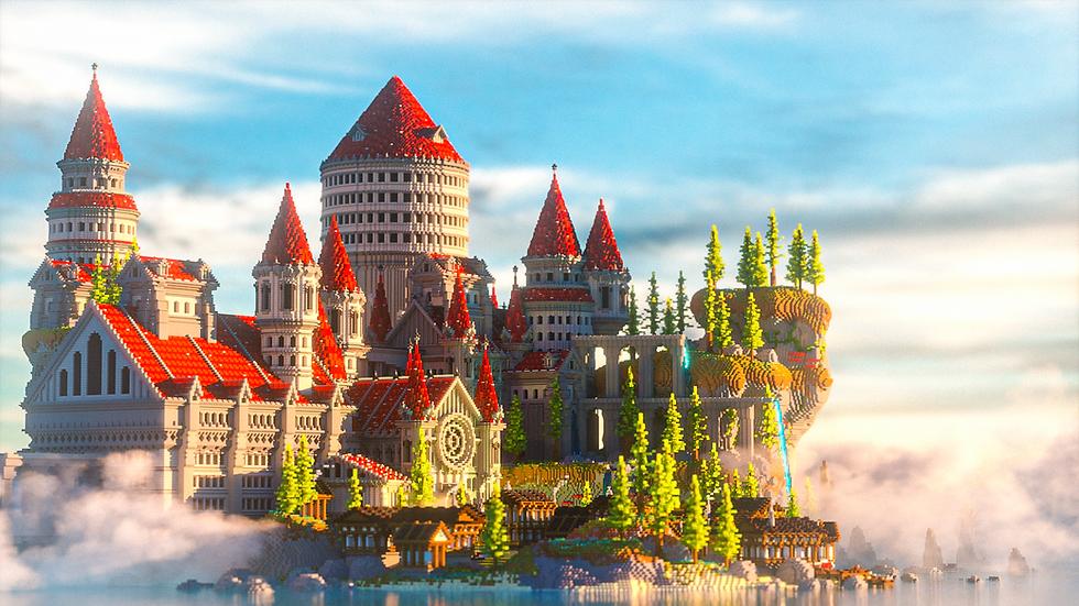 Fantasy Castle Hub