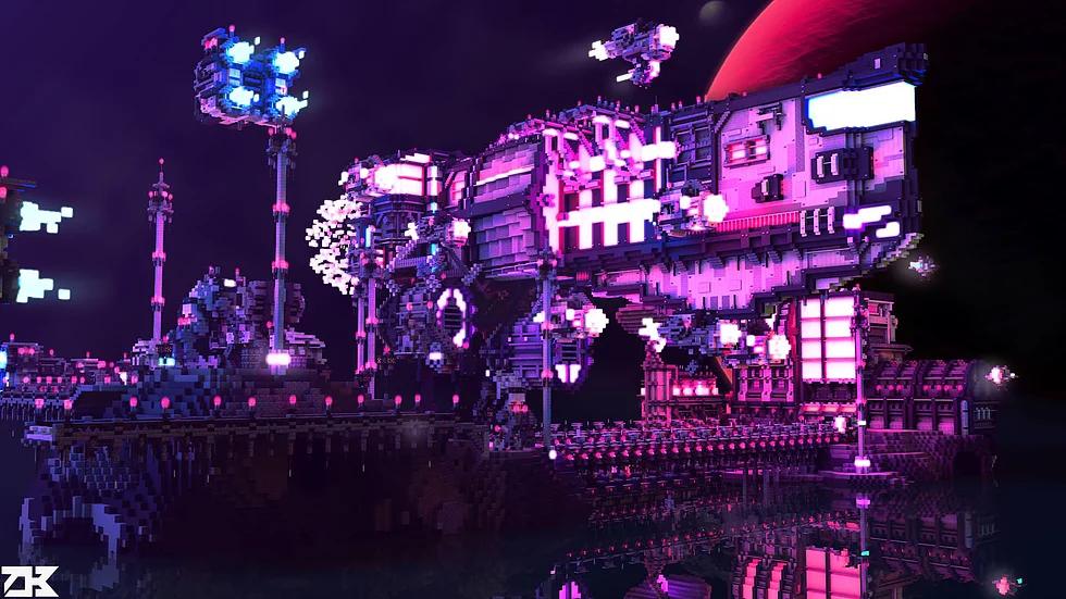 Space Station Hub