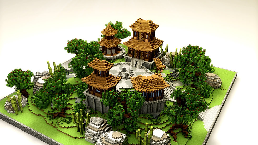 Oriental - Survival Spawn