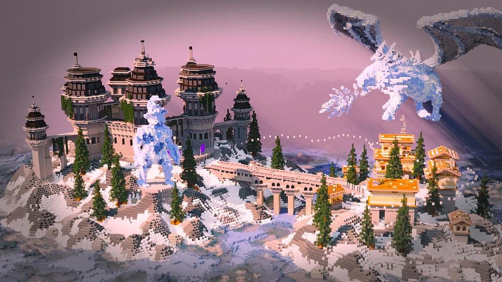 Ice Castle Hub