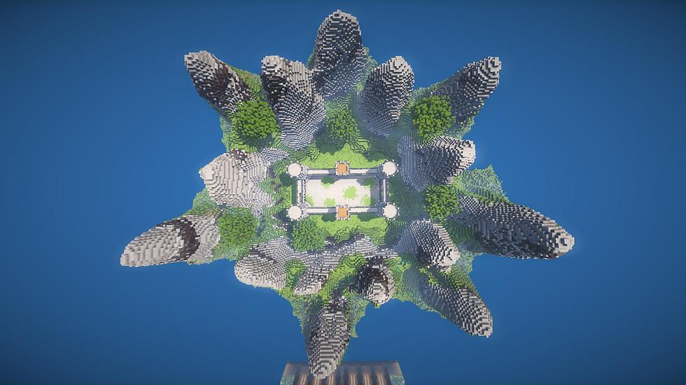Castle 1v1 Arena