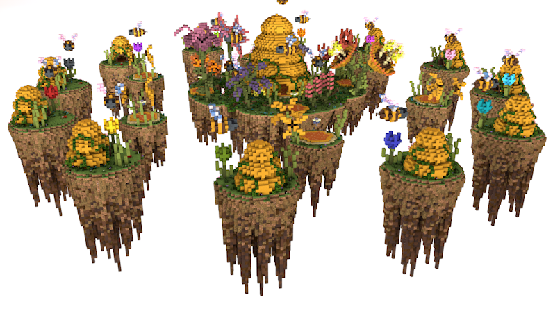 Honeybloom - SkyWars / Bedwars