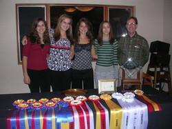 2008 NDA Awards Banquet
