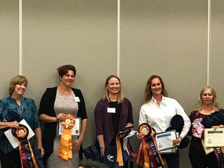 2017 Central Florida Dressage Year-End Banquet and Awards