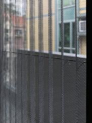 蚊網-風琴門網材效果 | Hometown Design