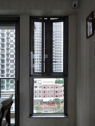 貓網-透明窗花雙窗效果   Hometown Design
