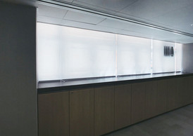捲簾-窗簾開冷氣出風位效果 | Hometown Design