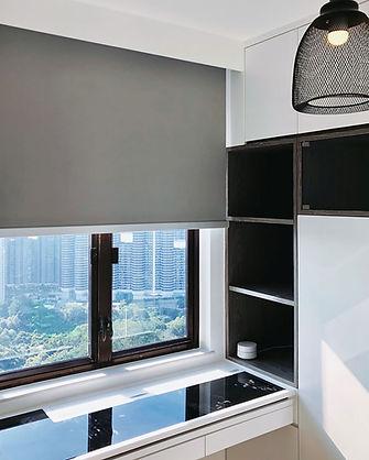 捲簾-無拉繩窗簾 | Hometown Design