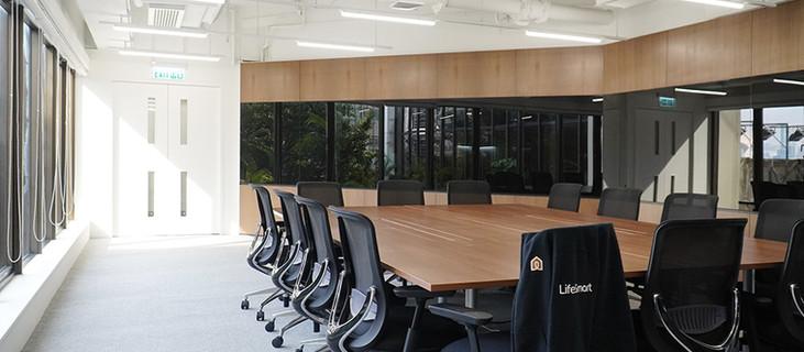 智能方案-The Desk智能會議室 | Hometown Design
