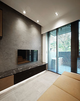百葉簾-窗簾透光效果 | Hometown Design