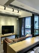 布藝窗簾-Loft風格 | Hometown Design