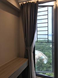 蚊網-捲式透光景觀大窗戶效果 | Hometown Design