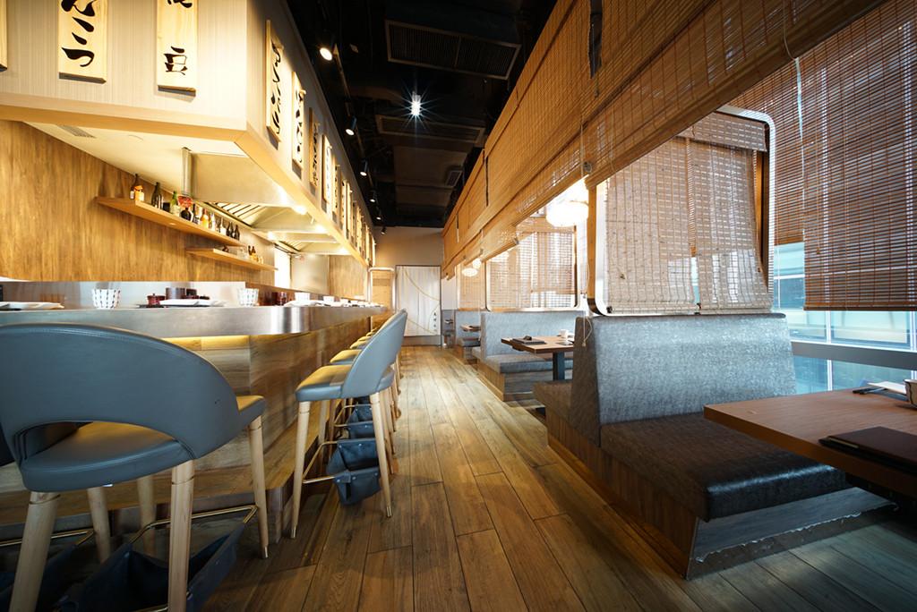 竹簾-日式餐廳 | Hometown Design