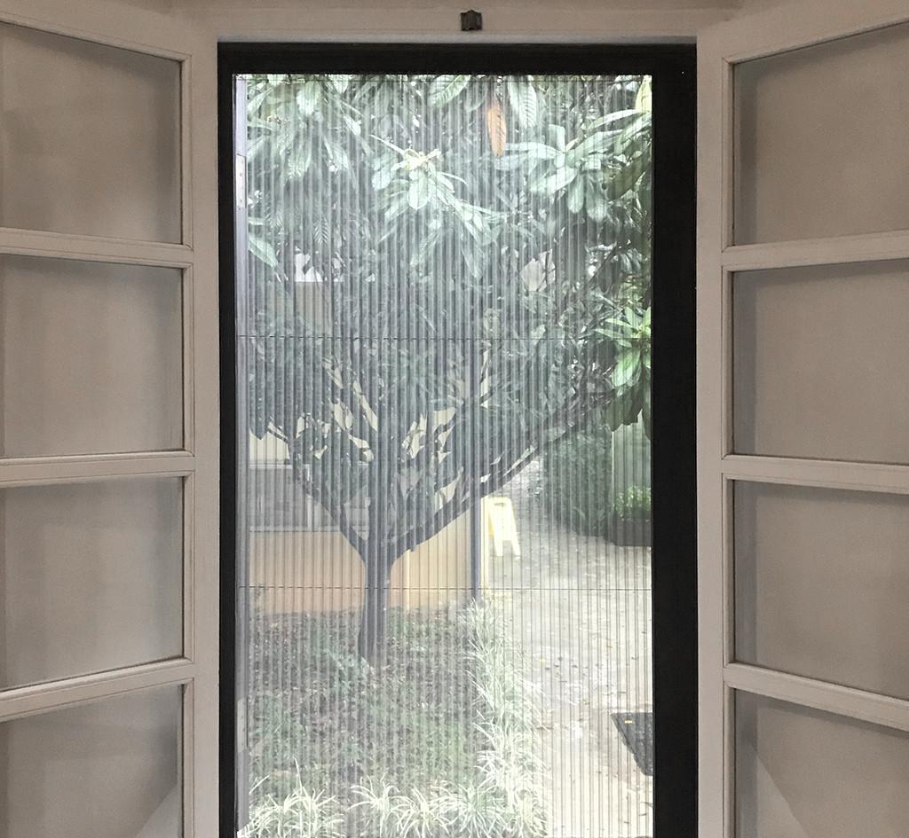 蚊網-綠匯學苑風琴式蚊網 | Hometown Design