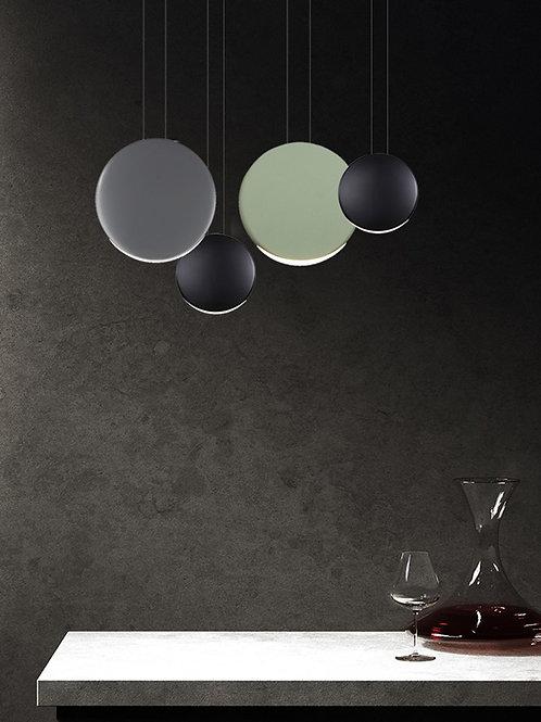 簡約風 | 圓形創意吊燈 24